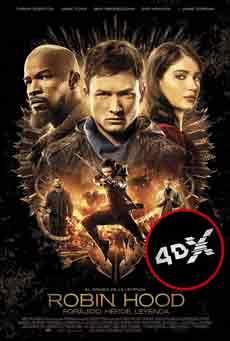 (4DX) Robin Hood