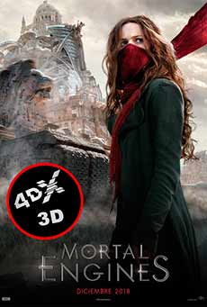 (4DX) (3D) Mortal Engines