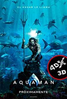 (4DX) (3D) Aquaman