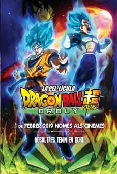 (CAT) Dragon Ball super: Broly
