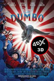 (4DX) (3D) Dumbo