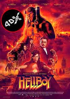 (4DX) Hellboy