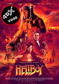 (4DX) (VOSE) Hellboy