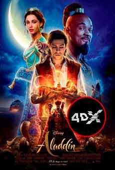 (4DX) Aladdin