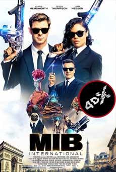 (4DX) Men in Black: International