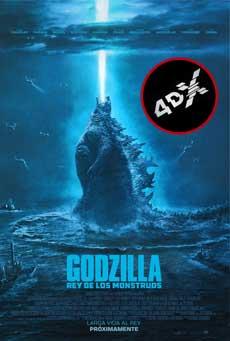 (4DX) Godzilla: Rey de Los Monstruos