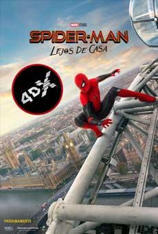 (4DX) Spider-man: Lejos de casa