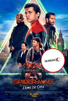 (SCREENX) Spider-man: Lejos de casa