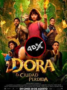(4DX) Dora y la ciudad perdida