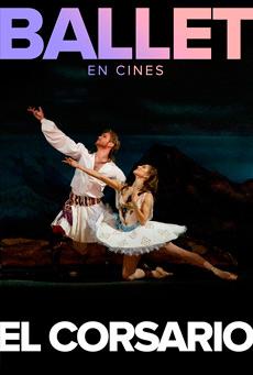 Ballet Bolshói: El corsario (Grabado)
