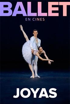 Ballet Bolshói: Joyas (Directo)