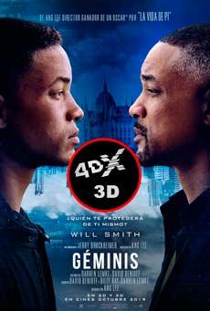 (4DX) (3D) Géminis