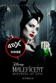 (4DX) (VOSE)Maléfica. Maestra del Mal