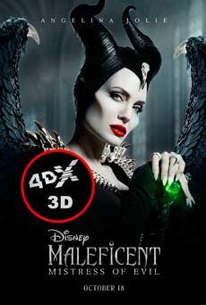 (4DX) (3D) Maléfica. Maestra del Mal