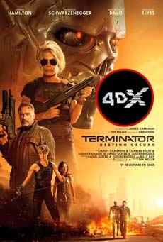 (4DX) Terminator: Destino oscuro
