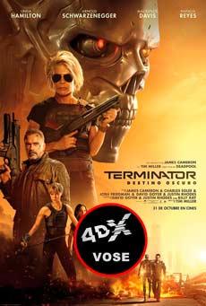 (4DX) (VOSE)Terminator: Destino oscuro