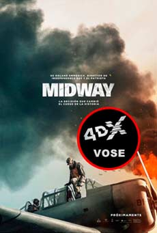 (4DX) (VOSE) Midway