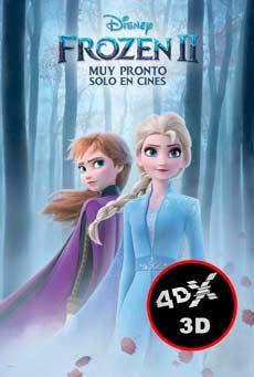 (4DX) (3D) Frozen 2