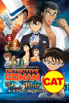 (CAT) Detective Conan: El puño de zafiro azul