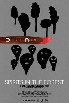 (Concierto) Depeche Mode (Spirits in the forest)