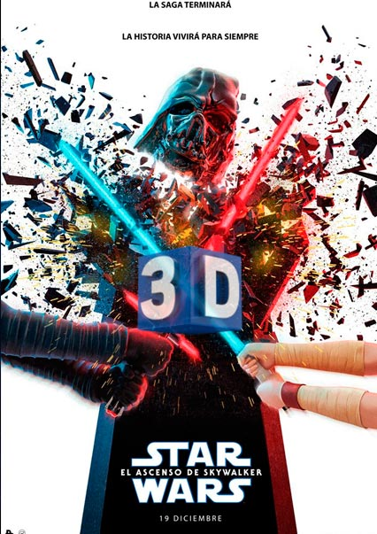 (3D) Star Wars: El ascenso de Skywalker