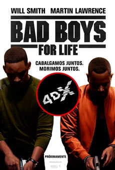(4DX) Bad Boys for Life