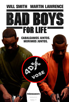 (4DX) (VOSE) Bad Boys for Life