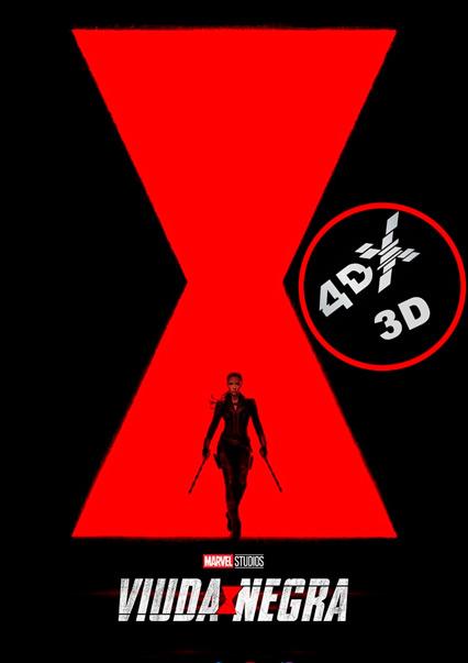 (4DX) (3D) Viuda negra
