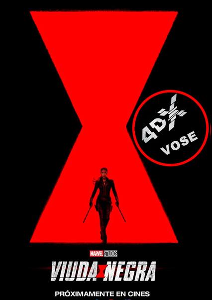(4DX) (VOSE) Viuda negra